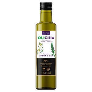Azeite-Extra-Virgem-Olichia-Alho-Produza-Foods-250-ml