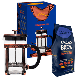 Kit-Prensa-Francesa---Cacao-Brew-250g-Cookoa