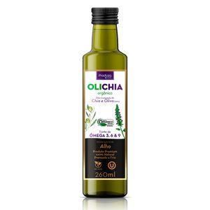 Azeite-Extra-Virgem-Organico-Olichia-Alho-Produza-Foods-260-ml---Viva-Regenera