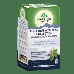 Cha-Tulsi-Colecao-Bem-Estar-True-Wellness-Collection-Organic-India-20-Saches---Viva-Regenera