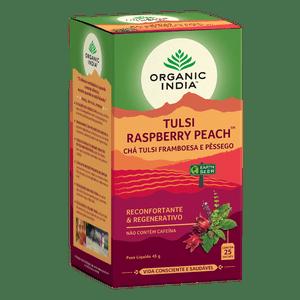 Cha-Tulsi-Framboesa-e-Pessego-Organic-India-25-Saches---Viva-Regenera
