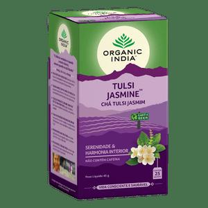 Cha-Tulsi-Jasmim-Organic-India-25-Saches---Viva-Regenera